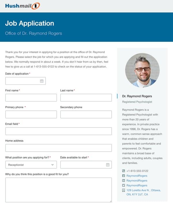 Job application-1-1